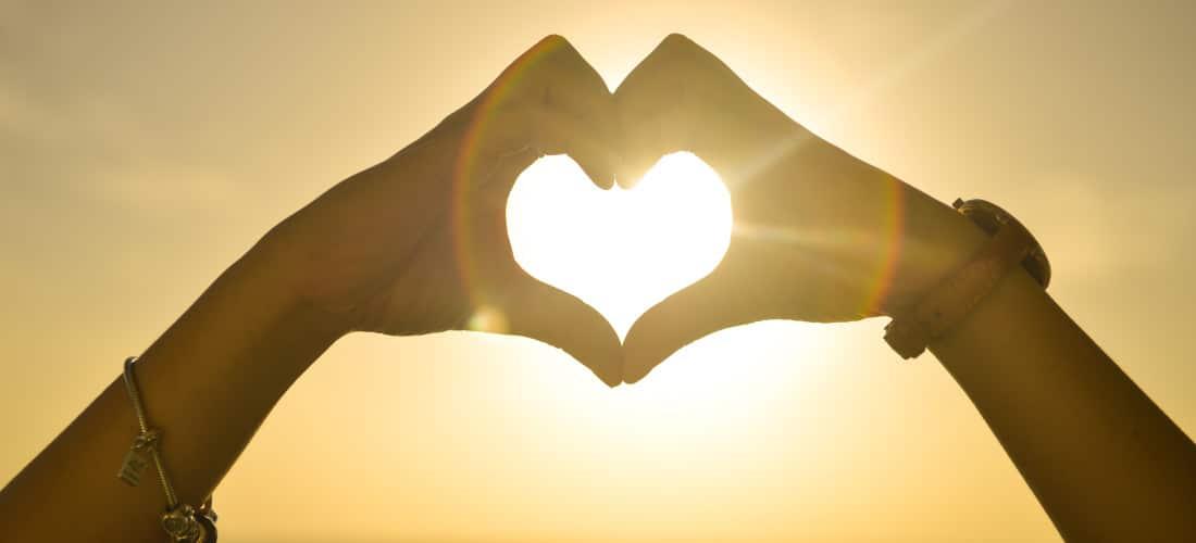 Deine drei besten Freunde: Optimismus, Selbstannahme und Ehrlichkeit