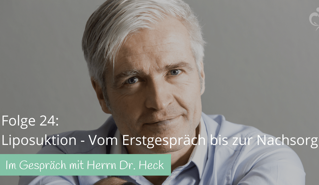 #24 Die Liposuktion: Im Gespräch mit Herrn Dr. Heck