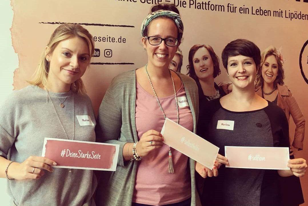 Frauensache Bloggerinnen: Marlene, Natalie & Marilena